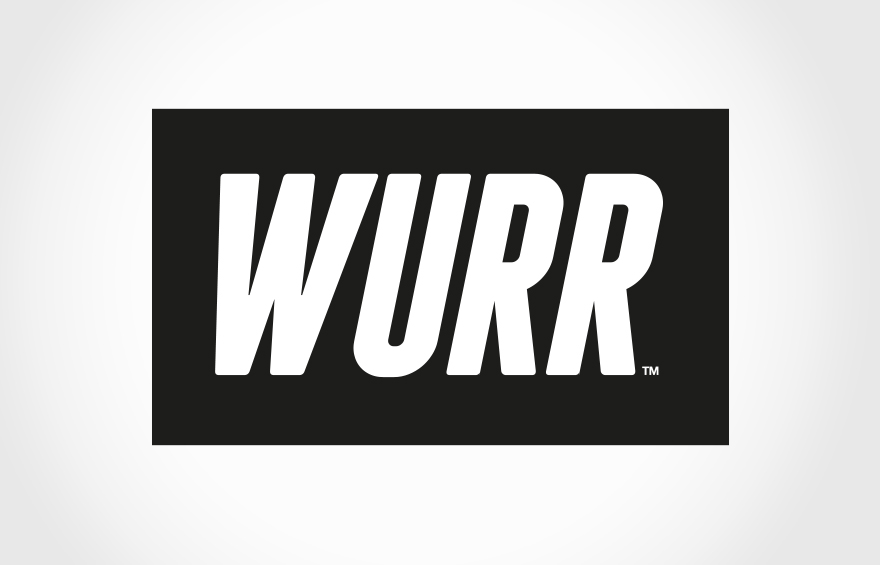 Wurr brand and design development