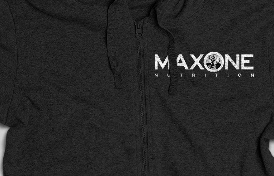 Branding and idntity for Max One Nutrition