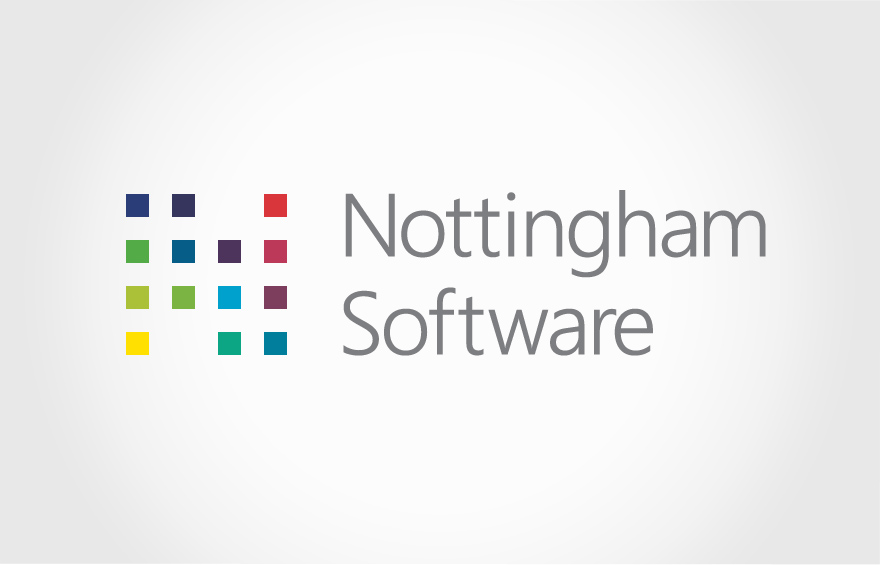 Nottingham Software logo design