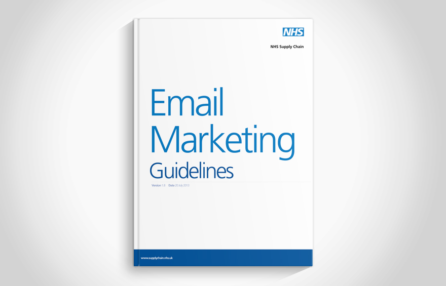 Email marketing guidelines document