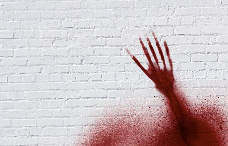 Zombie Scourge graphic concept