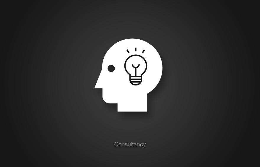 Nuke icon design for Consultancy