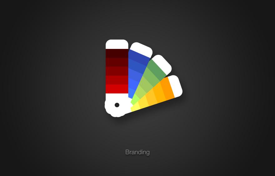 Nuke icon design for Branding