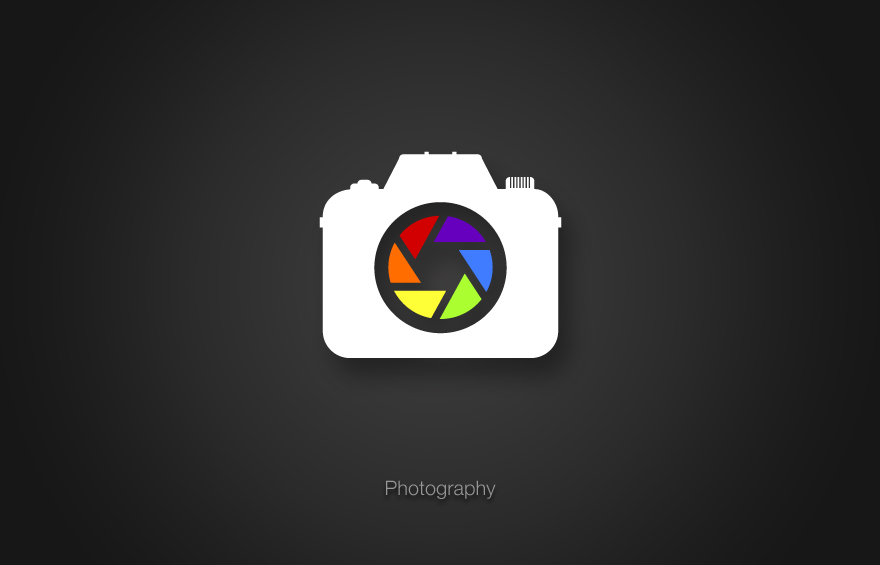 Nuke icon design for Photography