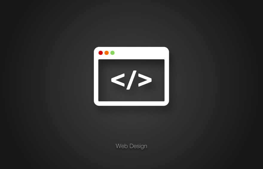 Nuke icon design for Web Design