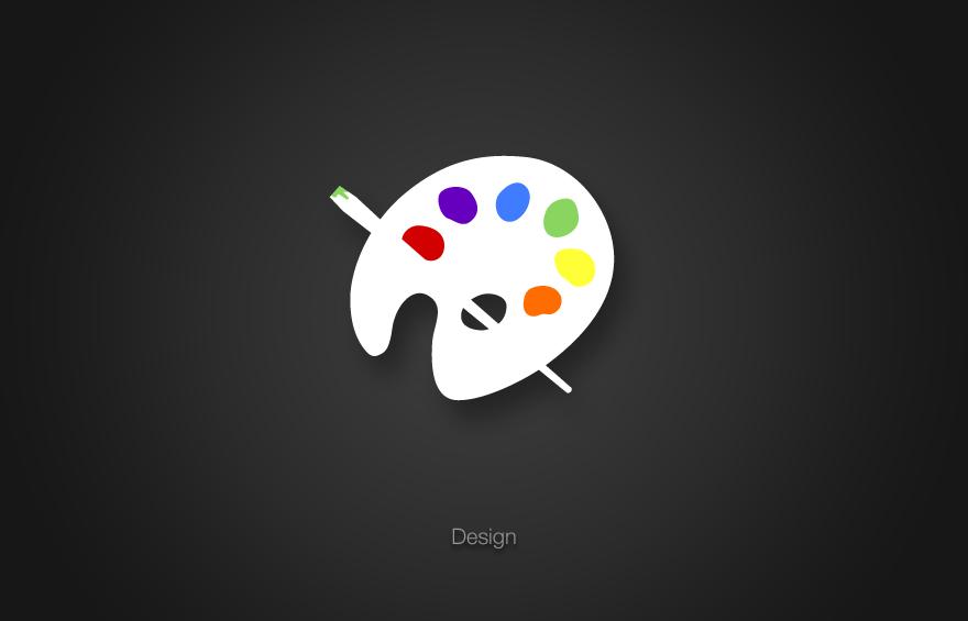 Nuke icon design for Design