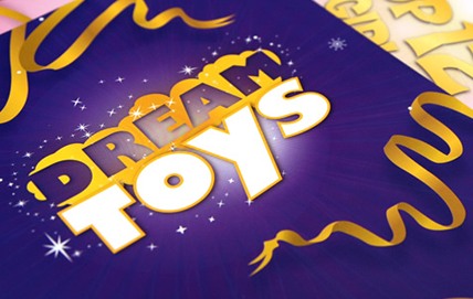 Branding, Design Consultancy and Events for Dream Toys