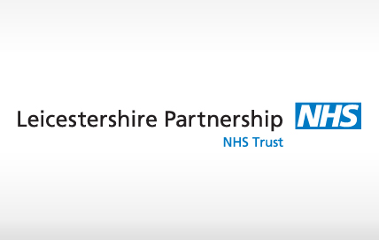 Web Design and Consultancy for Leicestershire Partnership NHS Trust
